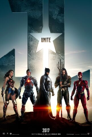 File:Justice League - Movie Poster 2.jpg