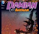 Damian: Son of Batman (Volume 1) Issue 4