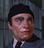Batman '66 - Malachi Throne as False Face