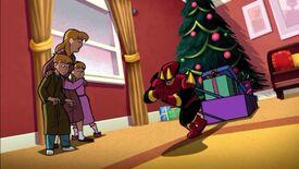 Invasion of the Secret Santas!