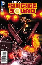 New Suicide Squad Vol 1-17 Cover-1