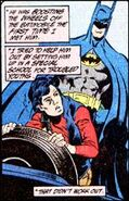 Jason todd-stealing tires