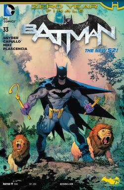 Batman Vol 2-33 Cover-1