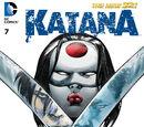 Katana (Volume 1) Issue 7