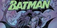 Batman Issue 699