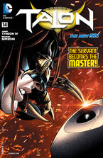 Talon Vol 1-14 Cover-1