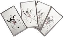 Joker's Cards