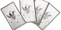 Razor-sharp Playing Cards