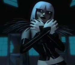 Magpie Beware the Batman