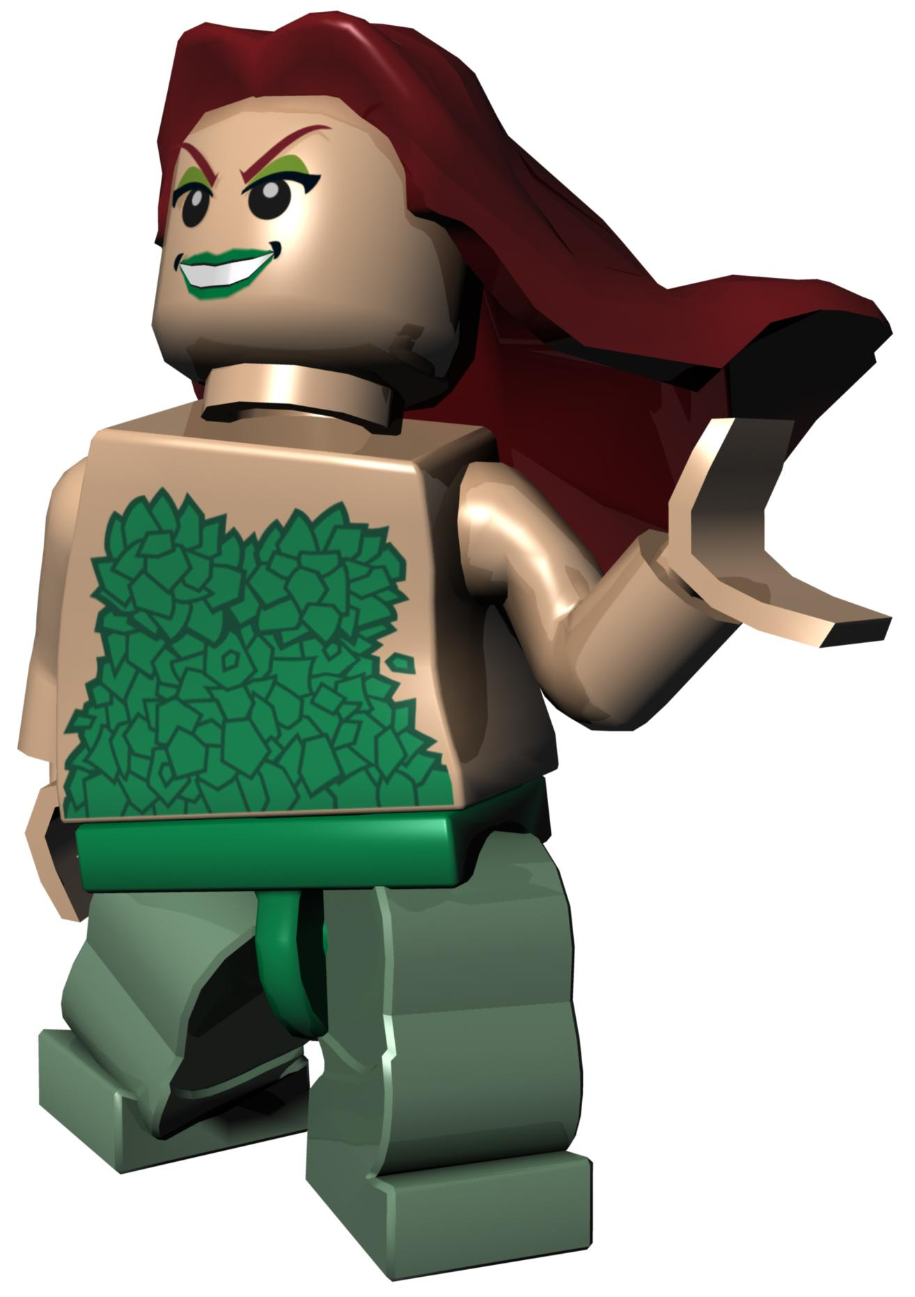 poison ivy lego batman the videogame batman wiki fandom