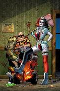 Harley Quinn Vol 2-5 Cover-1 Teaser