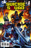 New Suicide Squad Vol 1-1 Cover-1