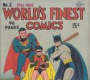 World's Finest Comics Issue 3