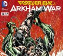 Forever Evil: Arkham War (Volume 1) Issue 3
