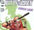 Birds of Prey Issue 124
