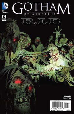 Gotham by Midnight Vol 1-12 Cover-1