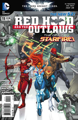 Red Hood and The Outlaws Vol 1-11 Cover-1