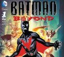 Batman Beyond (Volume 6) Issue 1