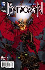 Batwoman Vol 1-28 Cover-2