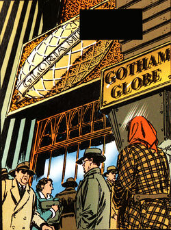 ComicGothamGlobeBatman19872