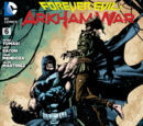 Forever Evil: Arkham War (Volume 1) Issue 6