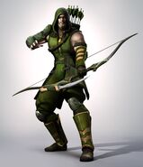 Green Arrow IGAU