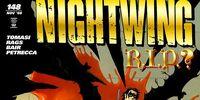 Nightwing (Volume 2) Issue 148
