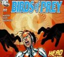 Birds of Prey Issue 117