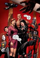 Secret Six Cats in the Cradle