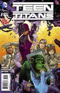 Teen Titans Vol 5-2 Cover-1