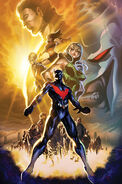 Batman Beyond Vol 6-11 Cover-1 Teaser