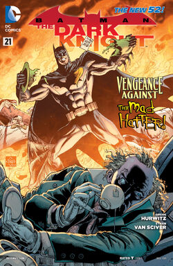 Batman The Dark Knight Vol 2-21 Cover-1