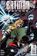 Batman Beyond V1 02 Cover