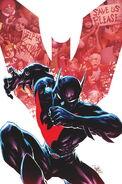 Batman Beyond Vol 6-8 Cover-1 Teaser