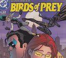 Birds of Prey Issue 61