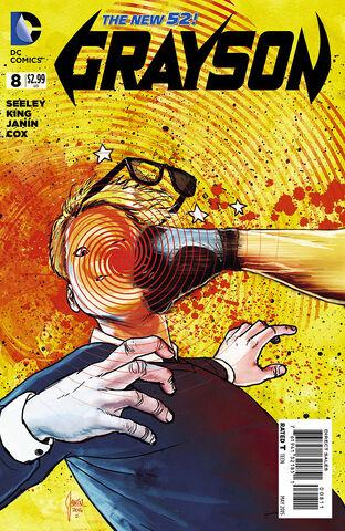 File:Grayson Vol 1-8 Cover-1.jpg
