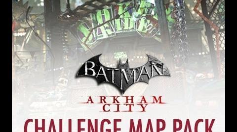 Challenge Map Pack DLC Trailer
