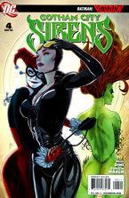 Gotham City Sirens 04