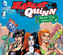Harley Quinn Road Trip Special Issue 1