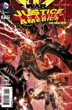 Justice League of America Vol 3-7 Cover-2