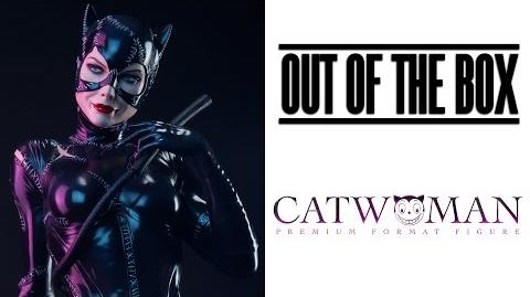 Out of the Box - Catwoman