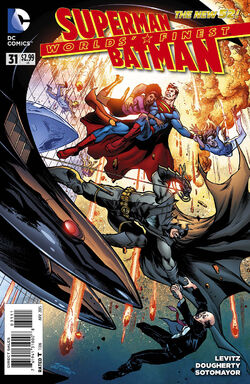 Worlds' Finest Vol 5-31 Cover-1