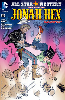 All-Star Western Vol 3-29 Cover-1