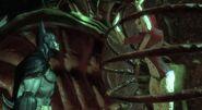 Batman - Arkham Asylum - Poison Ivy Battle