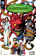 Batman Incorporated Vol 2-2 Cover-1