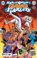 Harley Quinn and Her Gang of Harleys Vol 1-4 Cover-1