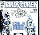 Birds of Prey Issue 107