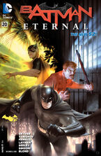 Batman Eternal Vol 1-20 Cover-1