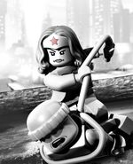 Legobatman2DCSH WonderWoman
