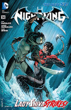 Nightwing Vol 3-14 Cover-1